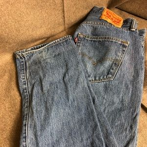 Levis 501 31/30 Button Fly